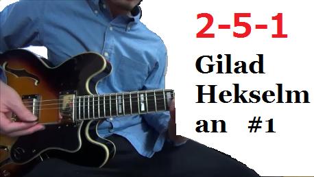 Gilad Hekselman
