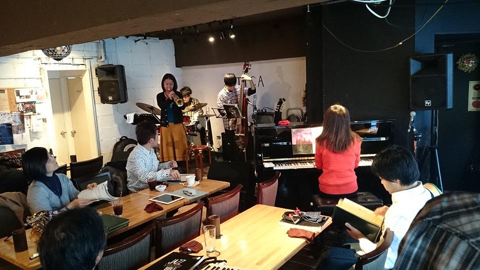 都内ジャズセッション