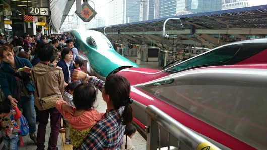 はやぶさ 新幹線