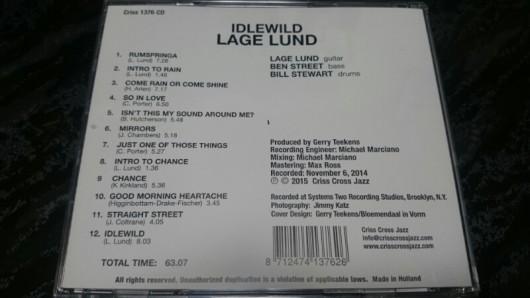ラーゲ CD
