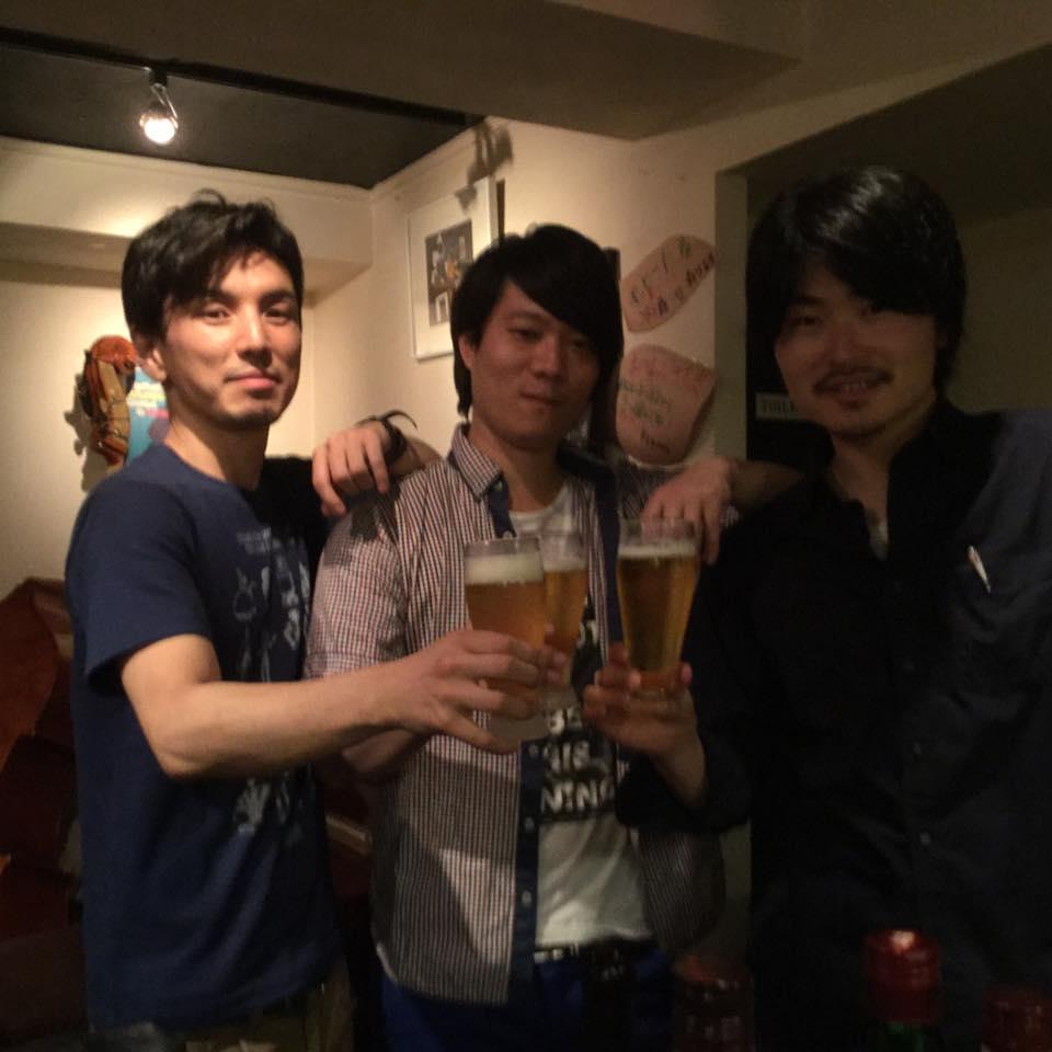新宿polkadots