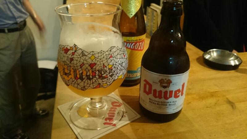 吉祥寺ベルギービール