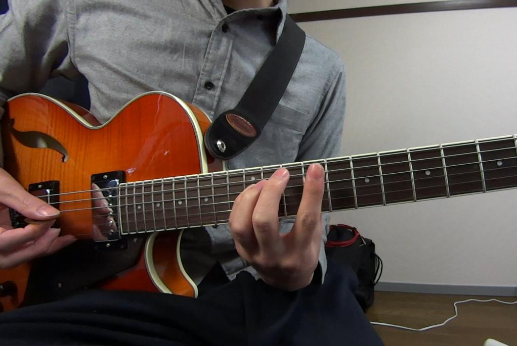 ギター バッキング