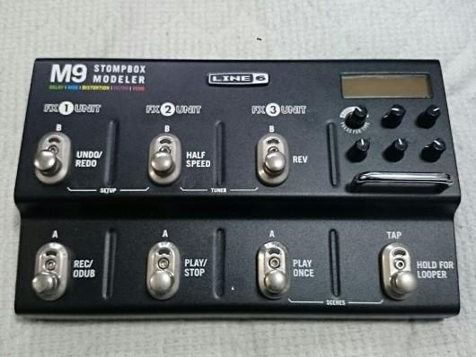 LINE6 M9