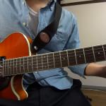 ソロギター tab